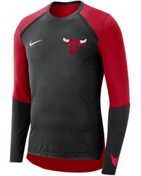 Nike - Chicago Bulls Dry Long Sleeve Top - Lyst