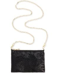 INC International Concepts - I.n.c. Demir Mesh Convertible Belt Bag, Created For Macy's - Lyst