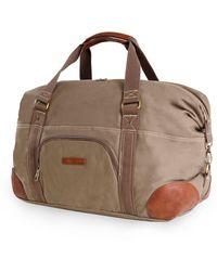 """Perry Ellis A522 22"""" Weekender Bag - Green"""