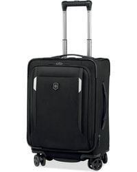 "Victorinox - Werks Traveler 5.0 20"" Carry-on Dual Caster Spinner Suitcase - Lyst"