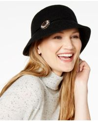 INC International Concepts - Brooch Cloche - Lyst