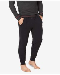 Tommy John Lounge Jogger Pants - Black