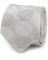 Star Wars Falcon Tie - Gray