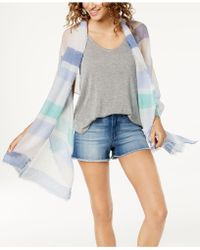 INC International Concepts - I.n.c. Multi Stripe Pleated Wrap, Created For Macy's - Lyst