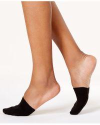 Hue - Toe Topper Socks - Lyst