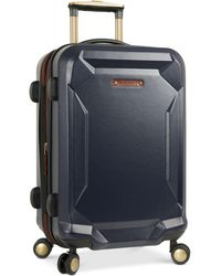 """Timberland - Basin Harbor 21"""" Hardside Expandable Carry-on Spinner Suitcase - Lyst"""
