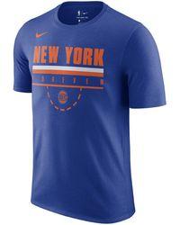 f06731cae32e Lyst - Nike Tim Hardaway Jr. New York Knicks City Player T-shirt in ...