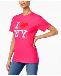 Macy's - Men's I Love Ny T-shirt - Lyst