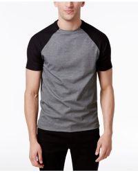 Vince Camuto - Raglan-style T-shirt - Lyst