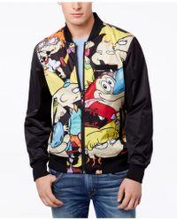 Members Only - Reversible Nickelodeon Jacket - Lyst