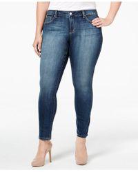 Jessica Simpson Plus Size Od Black Wash Skinny Jeans