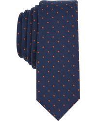 Original Penguin - Men's Arusha Dot Skinny Tie - Lyst