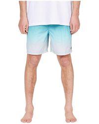 Billabong All Day Fade Layback Boardshorts - Blue