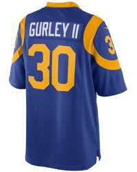 Nike - Men's Todd Gurley Los Angeles Rams Game Jersey - Lyst