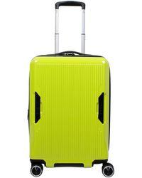 "Revo Ignite 20"" Carry-on Luggage - Green"