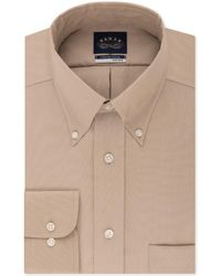 Eagle - Big & Tall Classic-fit Stretch Collar Non-iron Solid Dress Shirt - Lyst