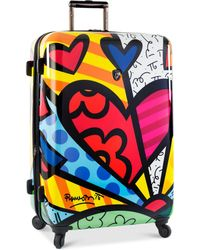 "Heys - Britto New Day 30"" Hardside Spinner Suitcase - Lyst"