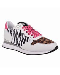 Nine West - Banx Lace Up Sneakers - Lyst