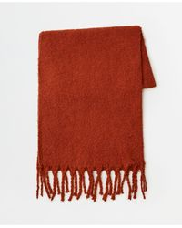 Mango Recycled Polyester Scarf - Multicolor