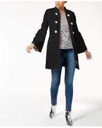 INC International Concepts - Petite Gem-button Bell-sleeve Jacket - Lyst