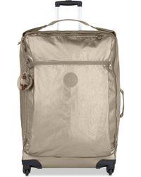 069b3d0bd693 Kipling - Darcey Extra-large Metallic Rolling Luggage - Lyst