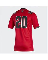 adidas Premier Strategy Jersey - Red