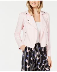 Maison Jules - Moto Jacket, Created For Macy's - Lyst