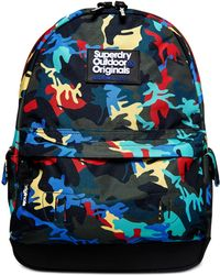 Superdry - Montana Camo Backpack - Lyst