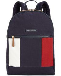 d285bfdd Lyst - Tommy Hilfiger Flag Bandana Backpack in Blue