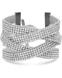 Steve Madden Crossover Bracelet - Multicolour