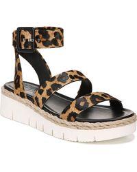 Franco Sarto - Jackson 2 Sport Sandals - Lyst