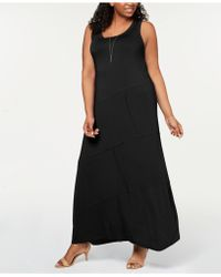 1ca14eb8c942c Style & Co. - Plus Size Sleeveless Seamed Maxi Dress, Created For Macy's -