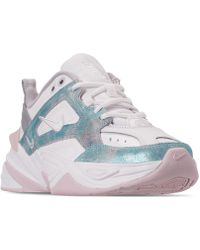 f778f79e0504 Lyst - Nike Air Huarache Run Running Sneakers From Finish Line in White