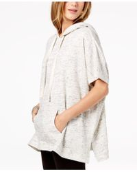 Style & Co. - Poncho Sweatshirt, Created For Macy's - Lyst