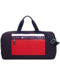 Tommy Hilfiger Hayes Duffel Bag - Blue