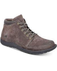 Born Nigel Boots - Grey