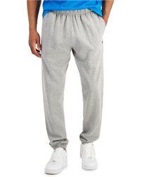 Russell Athletic Fleece Drawstring Pants - Grey