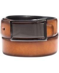 Alfani - Men's Reversible Plaque Belt - Lyst
