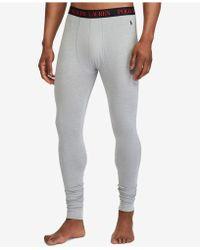 Polo Ralph Lauren - Men's Long Underwear - Lyst