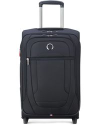 "Delsey Helium Dlx 2-wheel 22"" Softside Carry-on, Created For Macy's - Black"