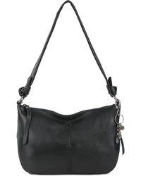 The Sak Rialto Leather Hobo - Black
