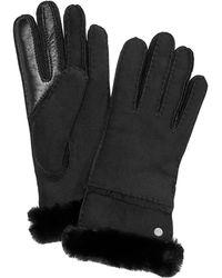 UGG - Women's Seamed Tech Glove - Lyst