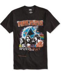 Bioworld - Men's Pink Floyd Graphic-print Cotton T-shirt - Lyst