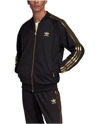 adidas Sst 24k Track Jacket - Black