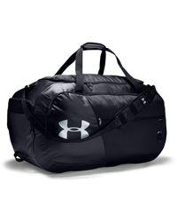 Under Armour Undeniable Duffel 4.0 Medium Duffle Bag - Black