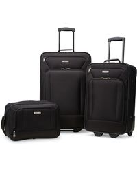 American Tourister Fieldbrook Xlt 3-piece Luggage Set - Black