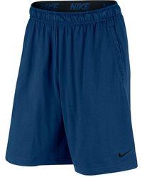 Nike - Men's Dri-fit Cotton Jersey Training Shorts - Lyst
