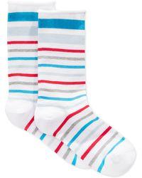 Hue - Socks, Jeans - Lyst