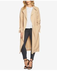 1.STATE - Belted Trench Coat - Lyst