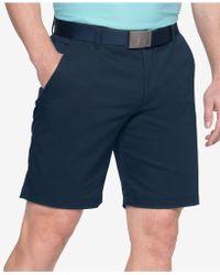 "Under Armour - Showdown 11"" Golf Shorts - Lyst"